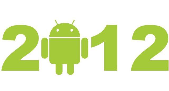Android aplikacije 2012