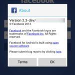 Facebook telefon