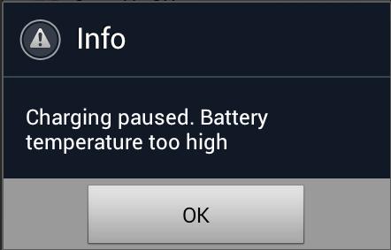 high temp battery
