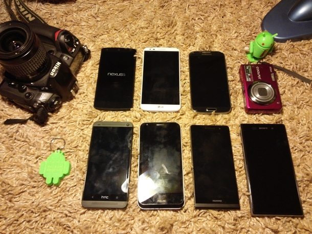 test kamera premium telefon 2014 B