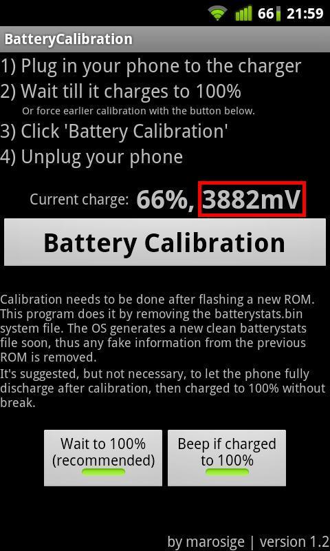 battery-calibration