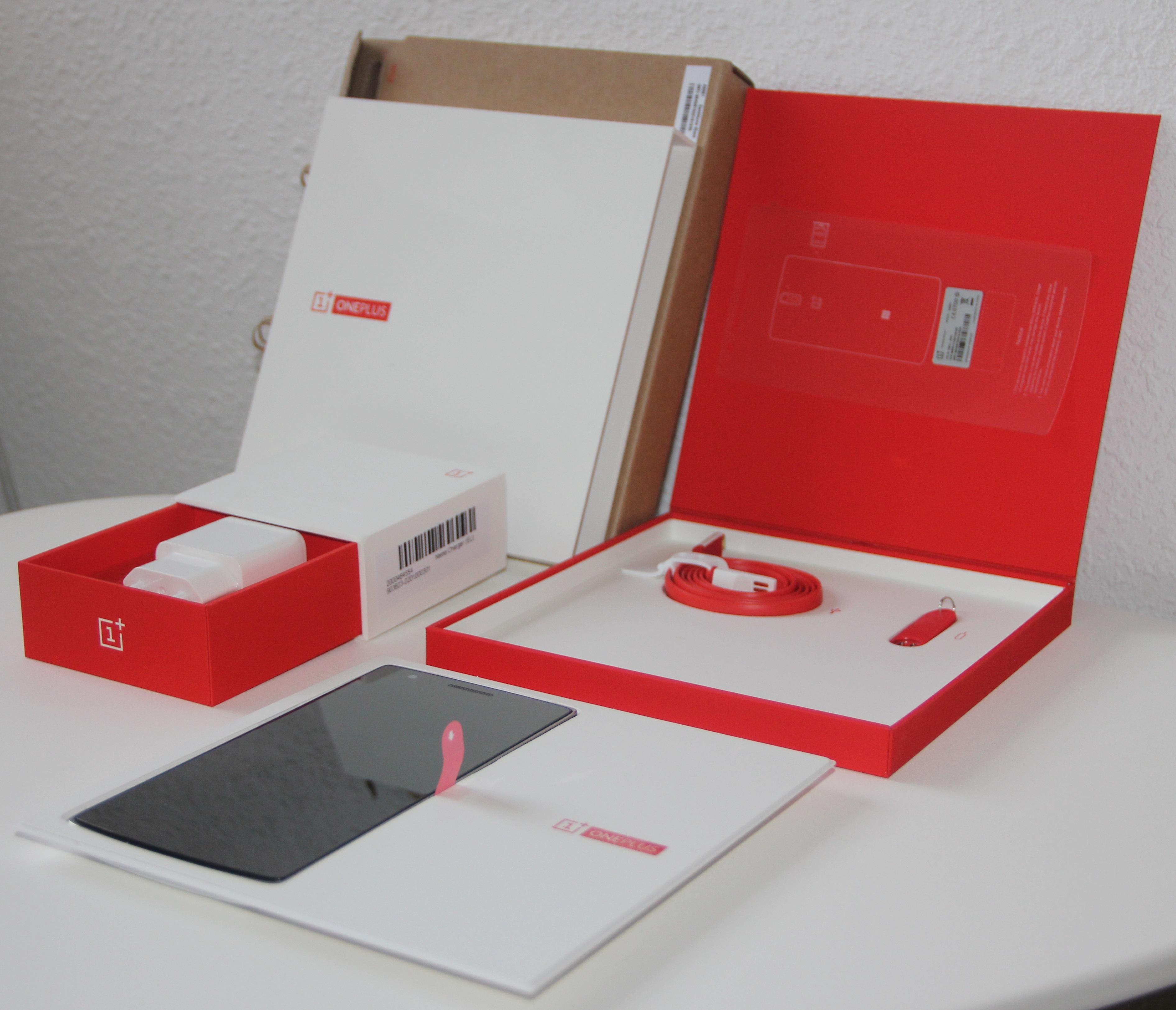 OnePlus One - Izgled - 01