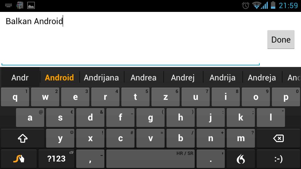 swype keyboard 2