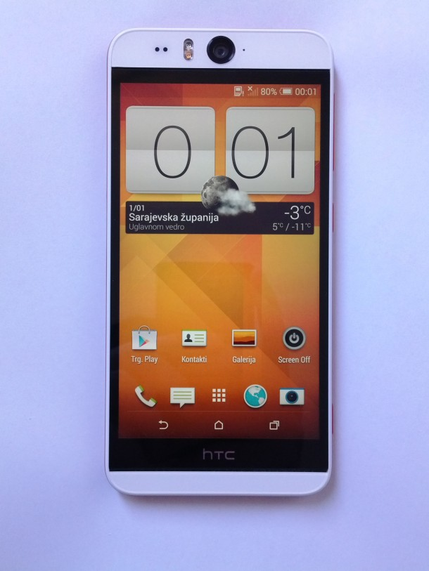 htc desire eye prednja