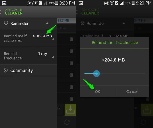 reminder app cleaner