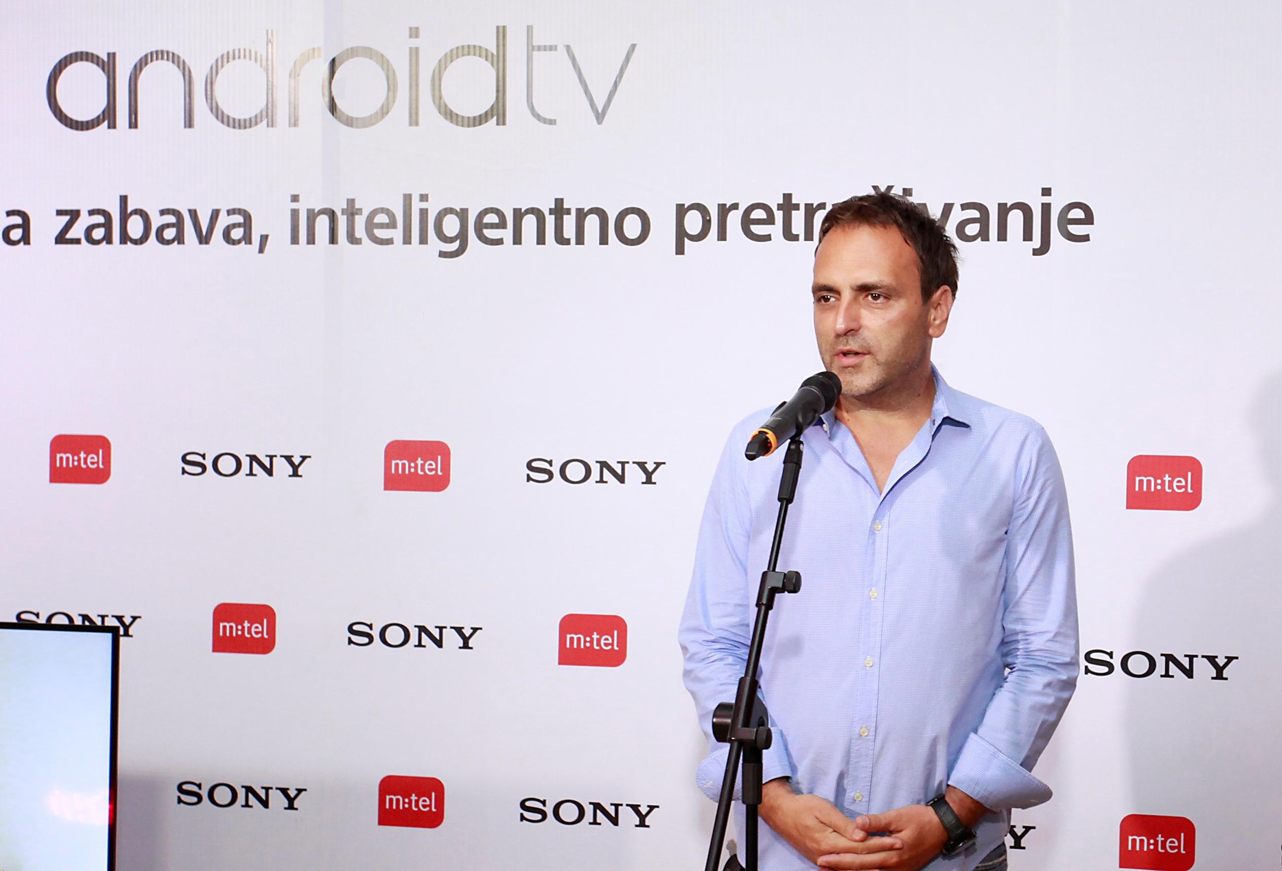 mtel Djordje Misic SONY TV