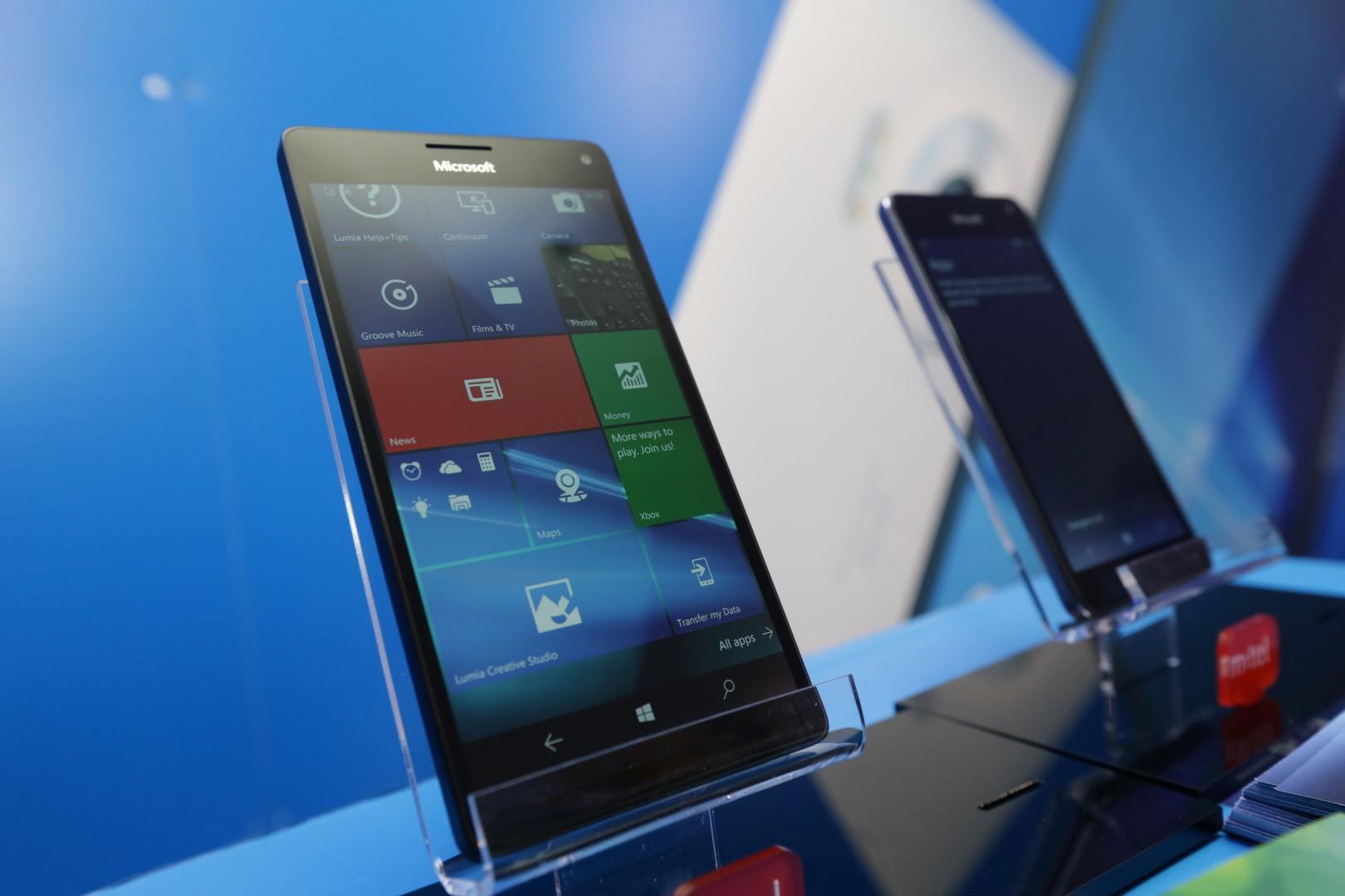 Novitet u ponudi kompanije m:tel: Microsoft Lumia 950
