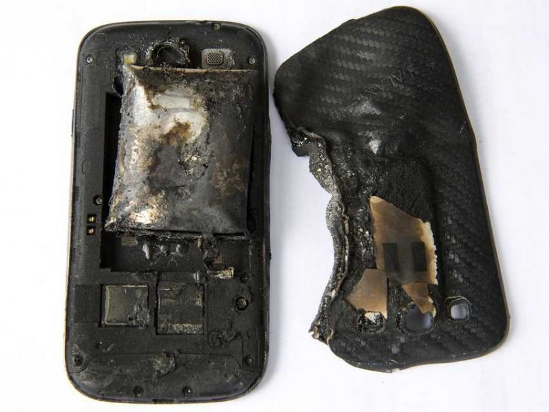 burnt-phone