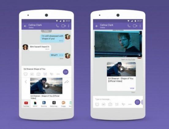 Viber aplikacija dobila chat ekstenzije   Balkan Android