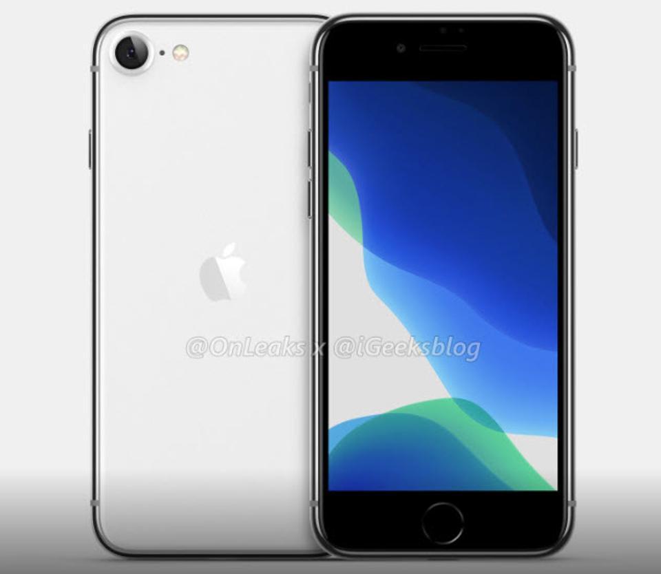 iPhone SE2