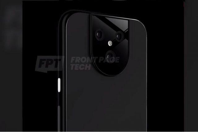 Pojavio se render Google Pixel 5 telefona koji prikazuje ...