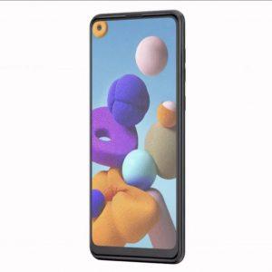 Samsung Galaxy A21_Render