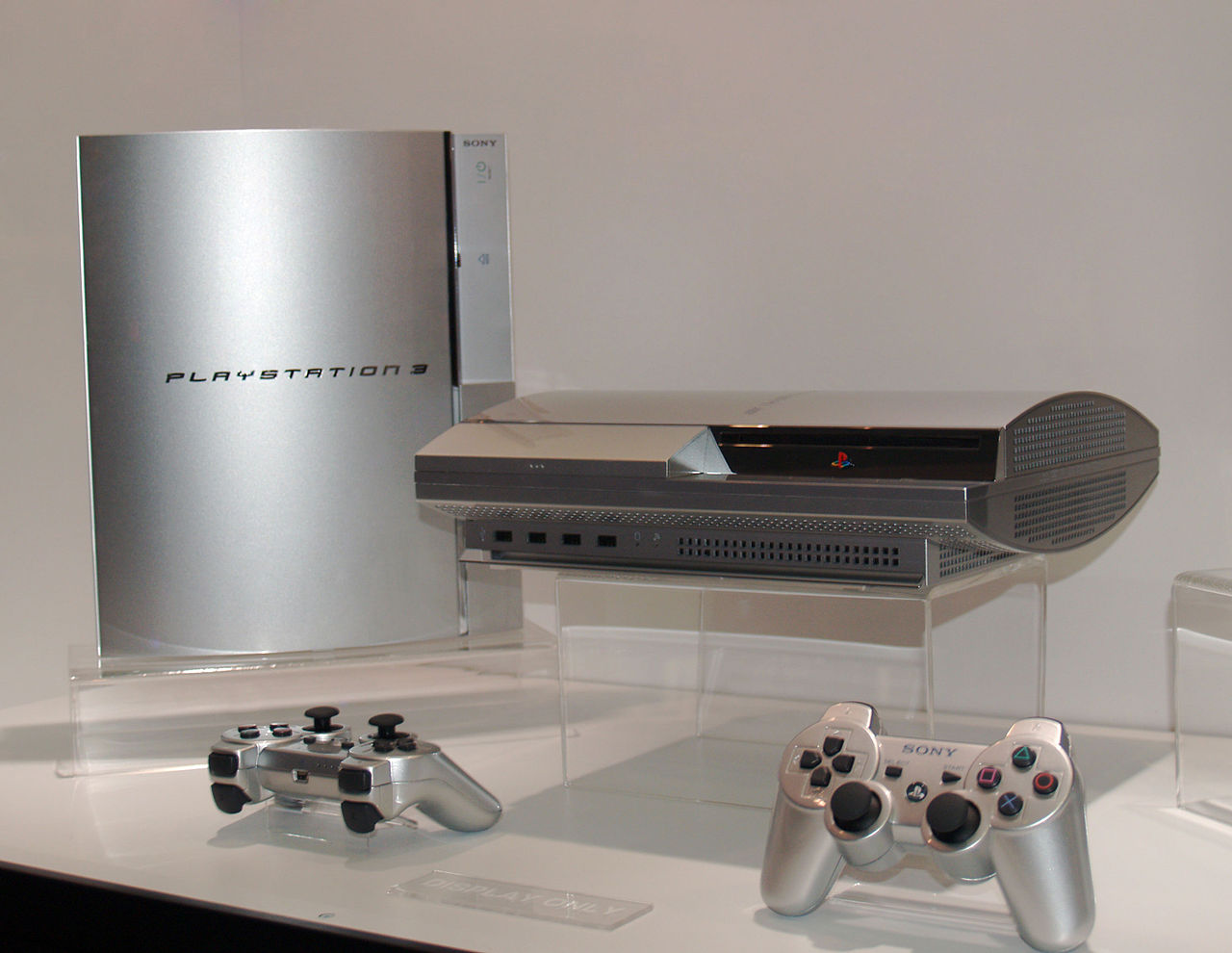 PS3 Silver