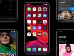 Apple iOS 13.6