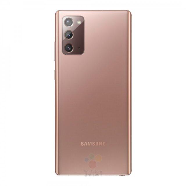 Galaxy Note 20 Ultra Mystick Gray