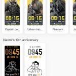 Mi Band 5 - Mi Fit aplikacija